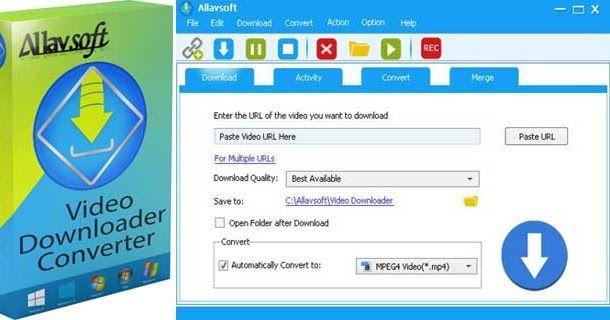Allavsoft Video Downloader Crack